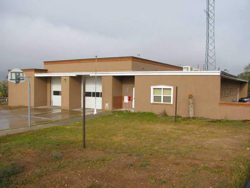 Santa Fe Fire Station